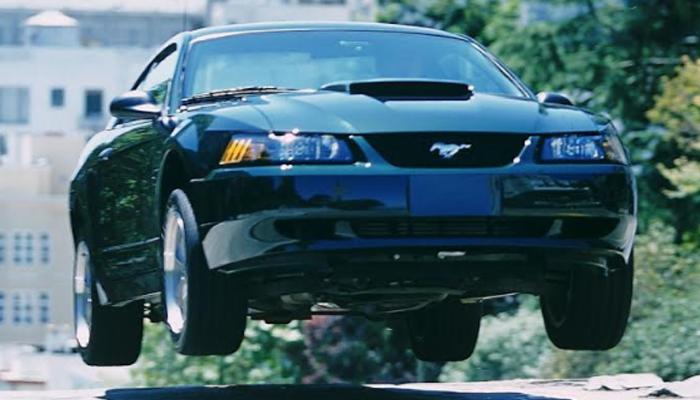 Ford Mustang em Bullit