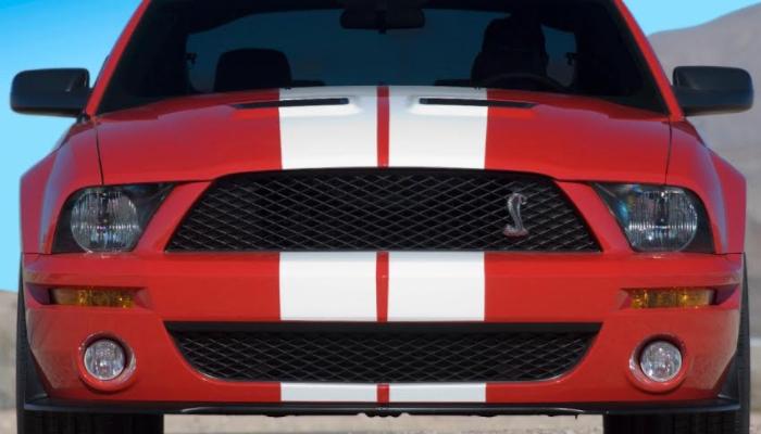 Mustang em Eu sou a lenda