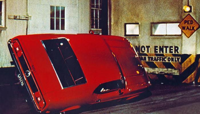 Ford Mustang em 007 – Os Diamantes São Eternos,