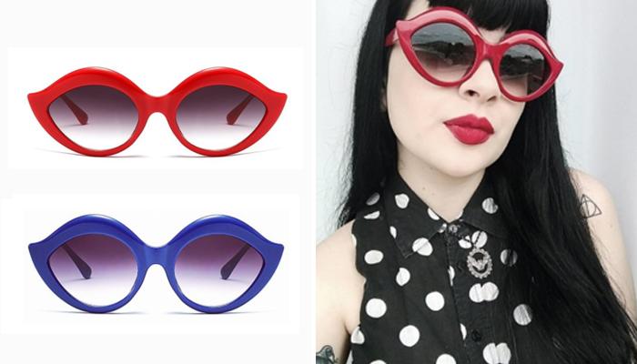 Óculos Colorido