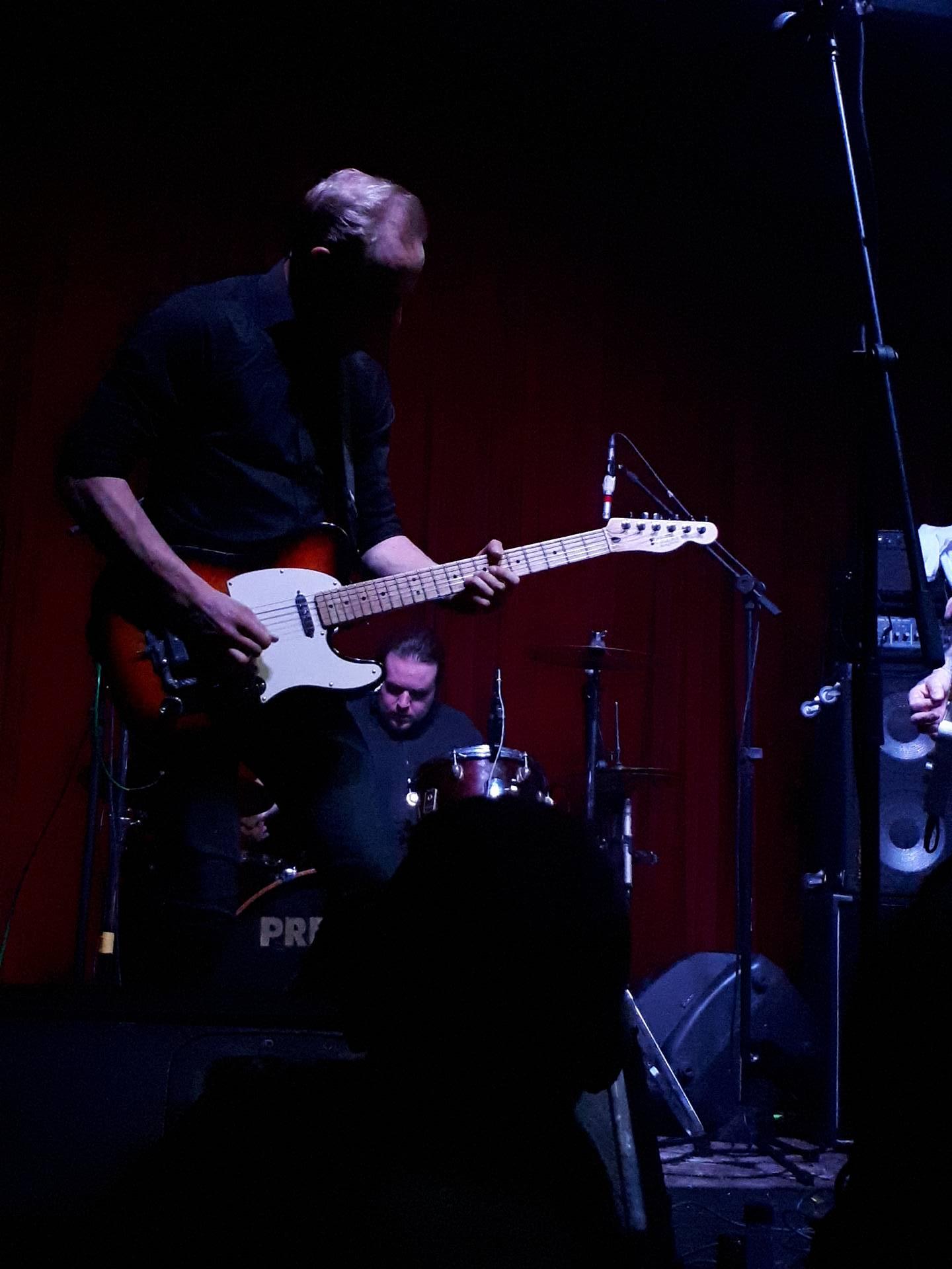 Kim Amberg, guitarrista da Wild Rooster