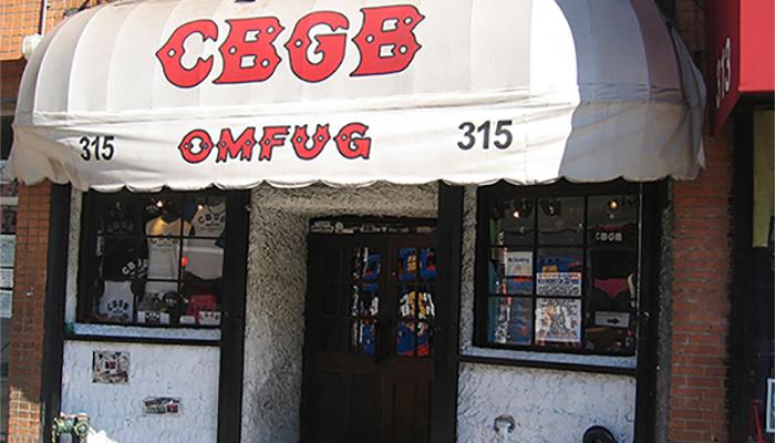 Clube CBGB