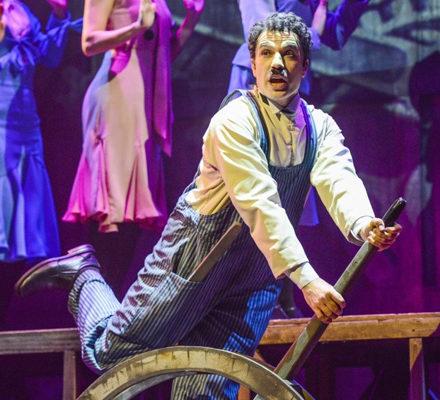 Chaplin-o-musical