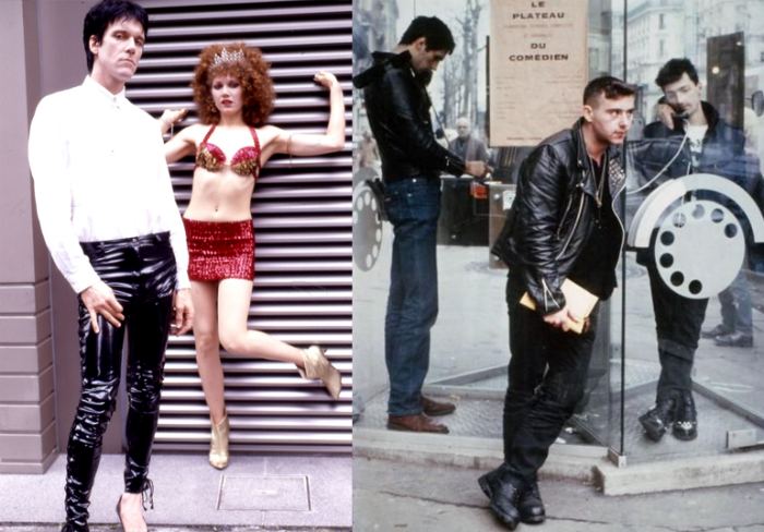 The Cramps e The Meteors