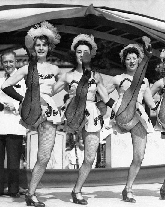 Dançarinas Cancan