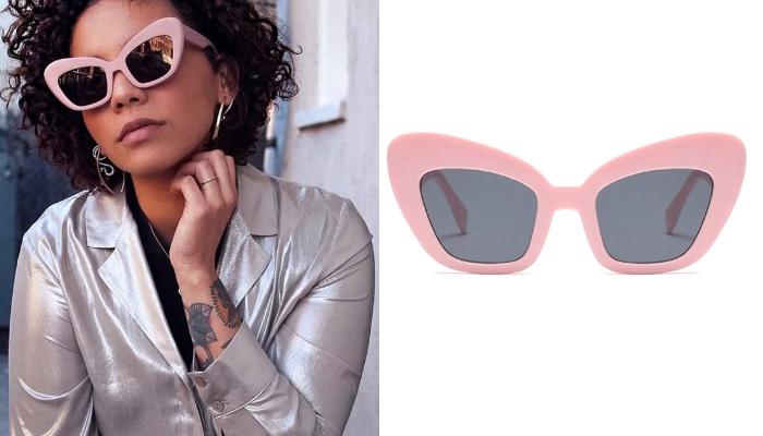 Óculos Genie Vintage Pink Lory
