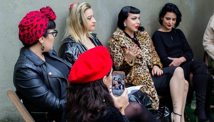 Retrô Fashion Talks