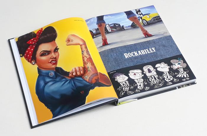 Livro Rockabilly Psychobilly