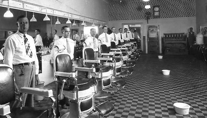 Resultado de imagem para barbeiros felizes