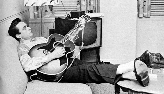 Johnny Cash nos anos 50