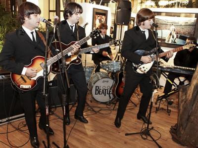 O show dos Zoom Beatles