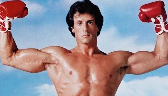 Os 40 Anos De Rocky Balboa Universo Retrô