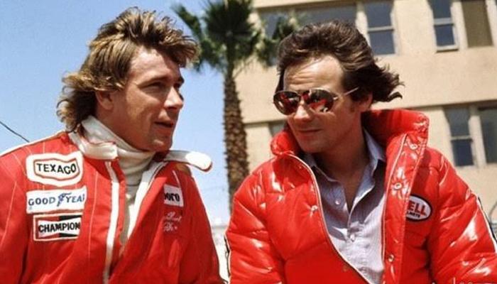 40 Anos Da Rivalidade De Niki Lauda E James Hunt Na Fórmula 1 Universo Retrô