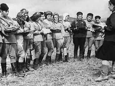 Mulheres Guerra