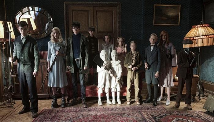 O orfanato da Sra Peregrine