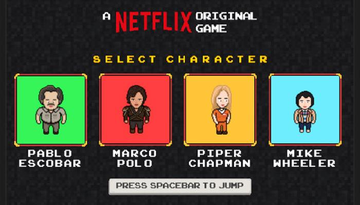 Game Netflix
