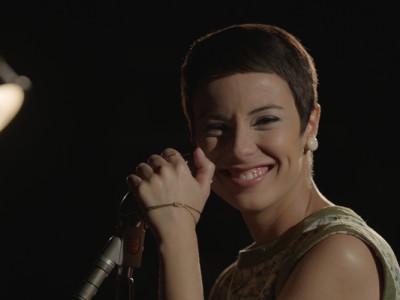 Andréia Horta no filme Elis