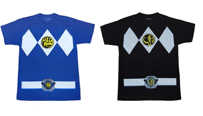 Power Rangers C&A