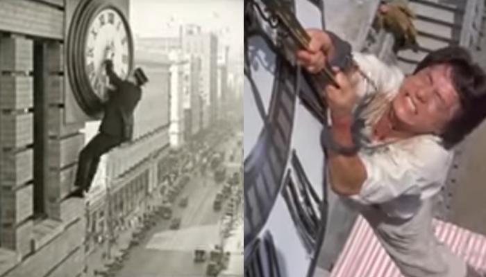 Comparação de filmes