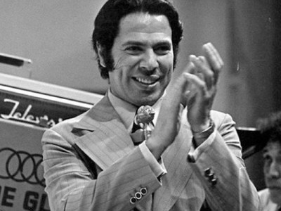 Silvio Santos Jovem