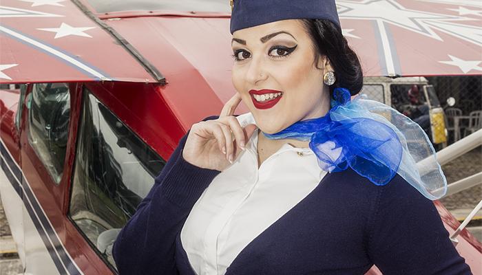 Pin-Up Miss De-Lovely