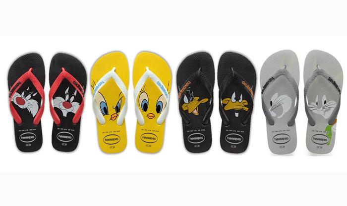 Havaianas Looney Tunes