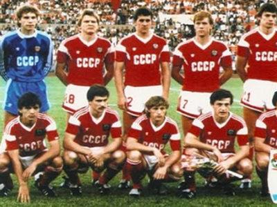 Seleção União Soviética