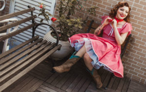 Pin-Up Western