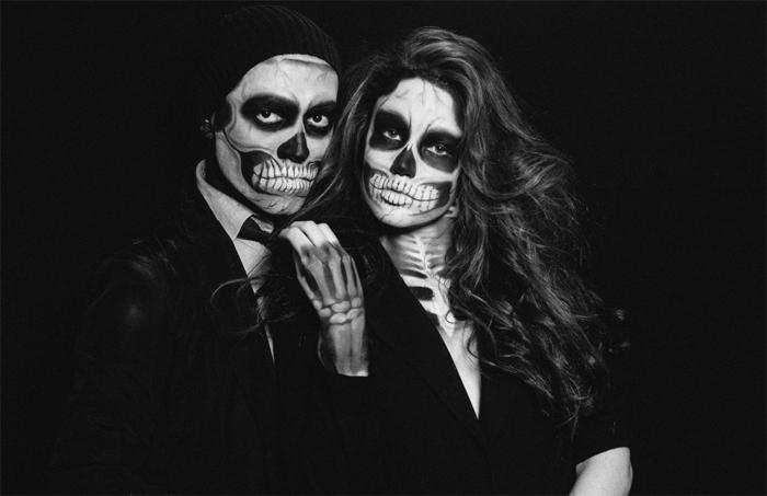 Halloween Casal
