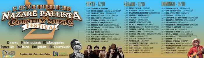 Nazaré Paulista Music Festival (