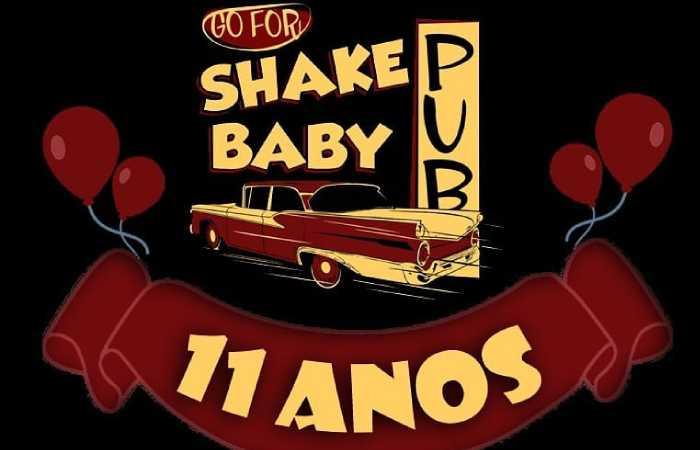 Shake Baby Bar