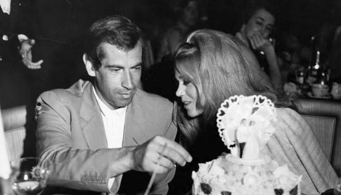 Jane Fonda e Roger Vadim