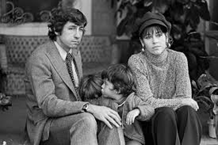 Jane Fonda e Tom Hayden