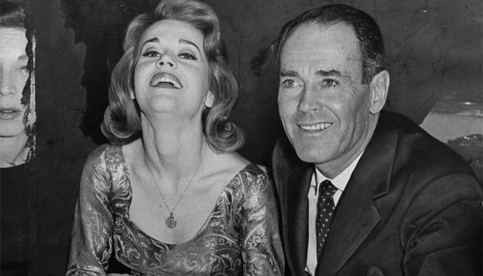 Jane e Henry Fonda