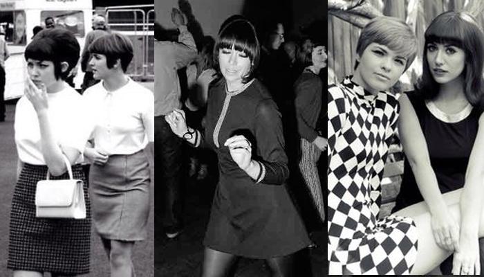 Estilo anos 60