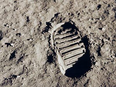 Pisada do Homem na Lua