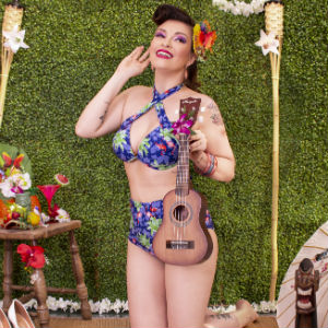 Pin-Up Tropical