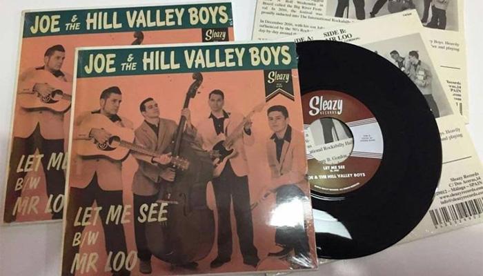 Disco Joe and the Hill Valleys Boys
