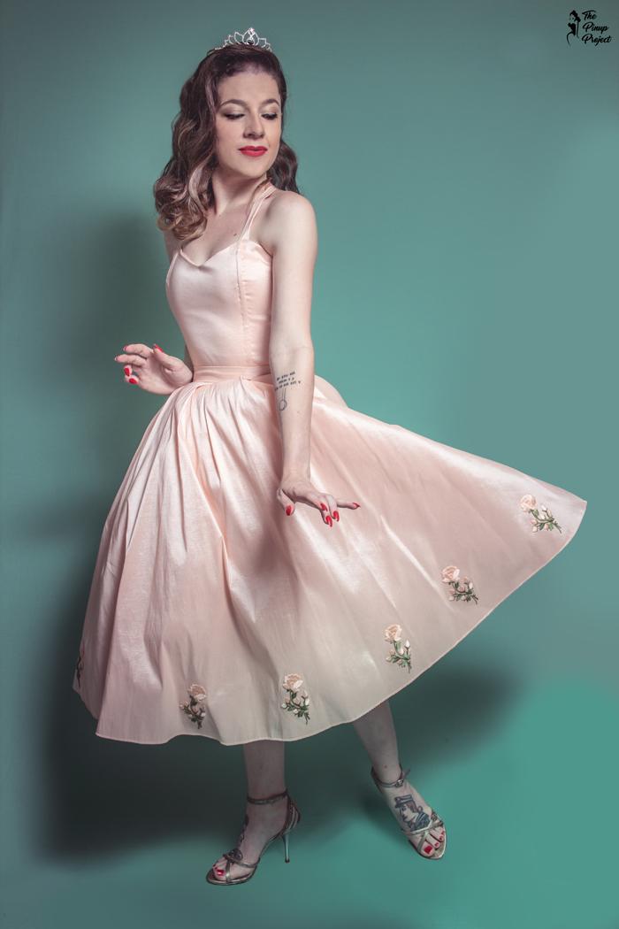 Miss Pin-Up Sweet Valentina