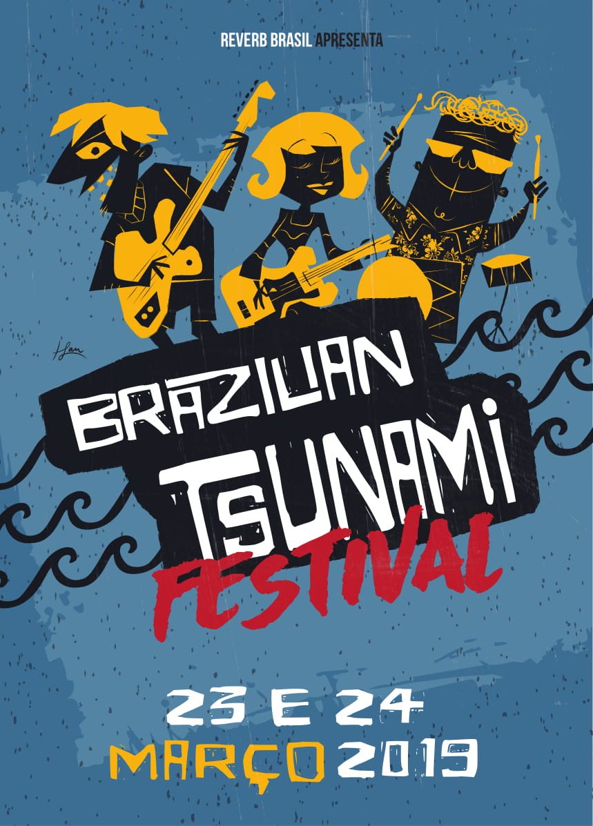 Brazilian Tsunami