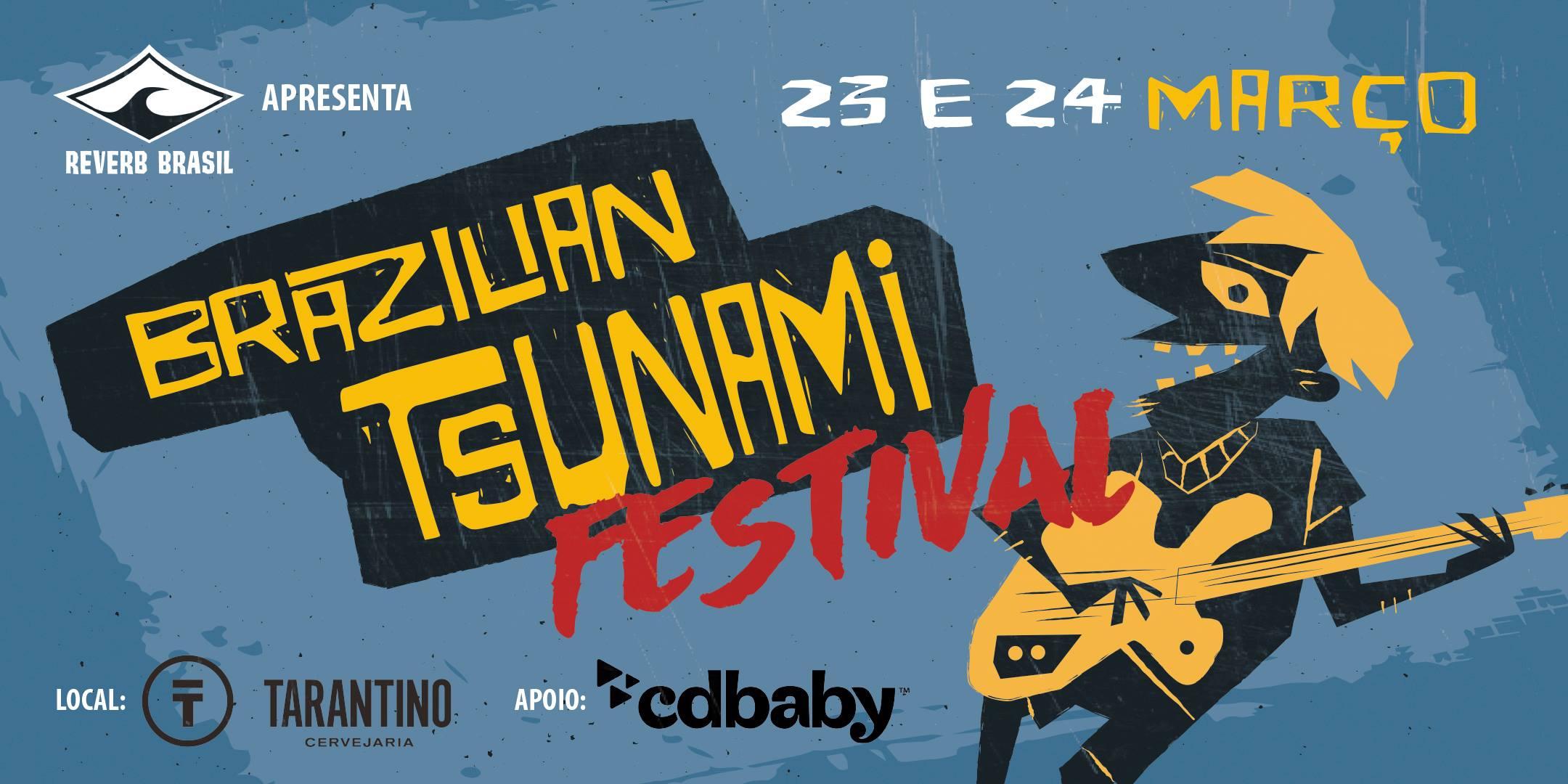 Brazilian Tsunami Festival