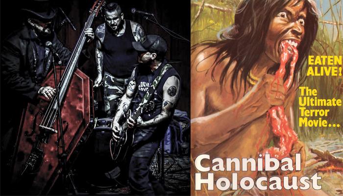Os Catalepticos - Cannibal Holocaust